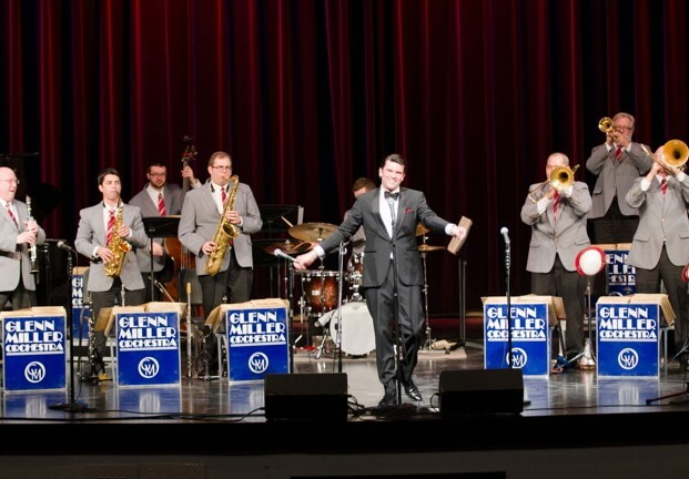 The World Famous Glenn Miller Orchestra RETURNS 7/8/17! #LiveAtTheLyric! #OnlyAtTheLyric!