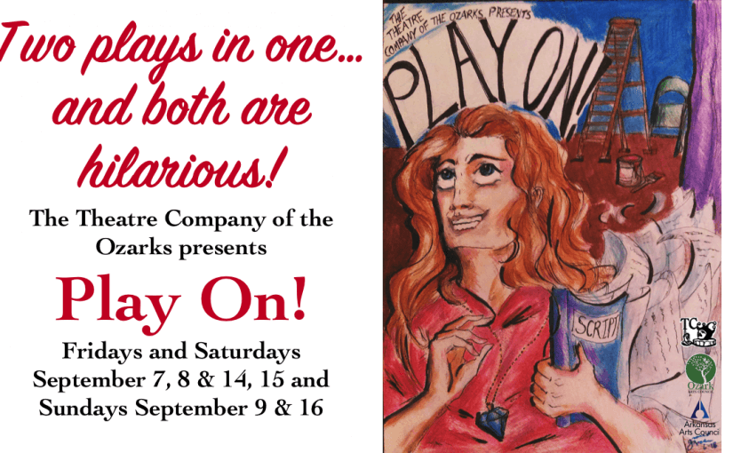 Play On! — Fridays & Saturdays, September 7, 8 & 14, 15 @ 7:00 & Sundays, September 9 & 16 @ 2:00 — #LiveAtTheLyric!