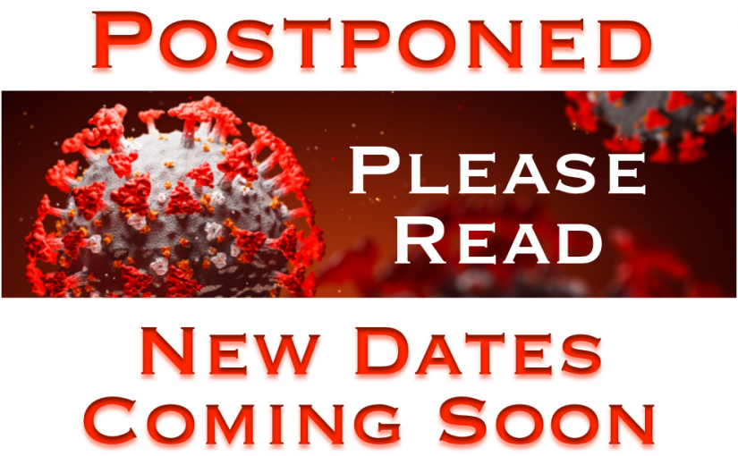 An Update from the OAC about Postponements and Ne Due to Coronavirus
