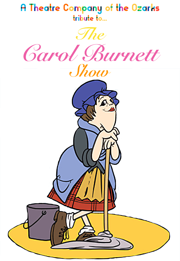 An Evening with Carol Burnett and Friends, June 11–12 at 7pm, 13 at 2pm! #LiveAtTheLyric!