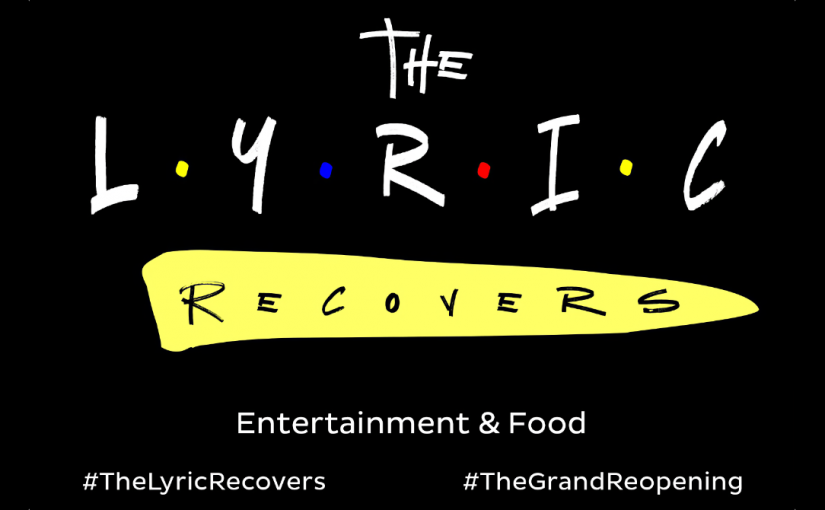And for our next act…The One Where the Lyric Recovers!