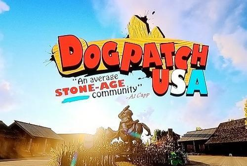 """""""Dogpatch: An Average Stone-Age Community"""" — Saturday, May 19, 2018 at 2pm — #FilmsAtTheLyric!"""