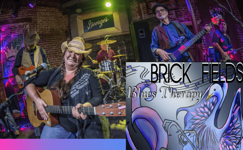 Brick Fields: Blues Therapy – April 5 @ 7:00 – #LiveAtTheLyric!